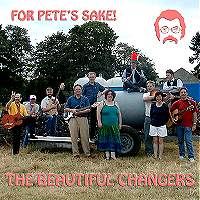 """For Pete's Sake"" Album Cover - keep clicking for more detail"