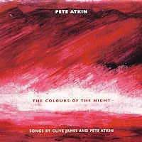 """The Colours Of The Night"" Album Cover"