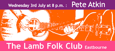 The Lamb Folk Club, Eastbourne