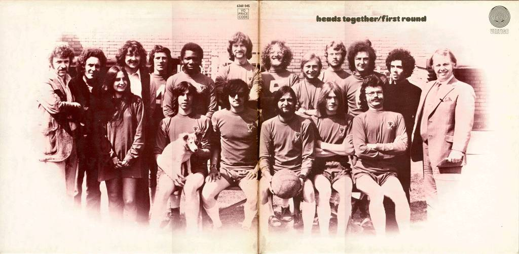 'Heads Together' Album Cover