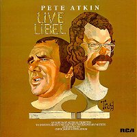 """Live Libel"" Album Cover"