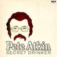 """Secret Drinker"" Album Cover"