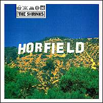 The Shrinks 'Horfield To Hollywood' CD Cover
