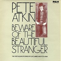 'Stranger' RCA Album Cover