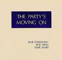 """The Party's Moving On"" Album Cover"